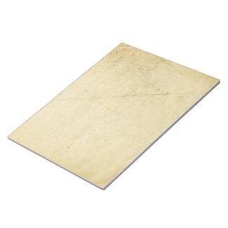 Antique Paper Notepad