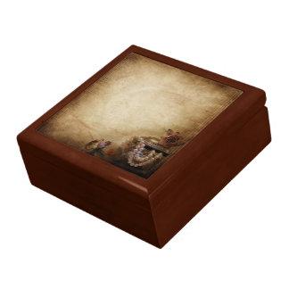 Antique Pearls Trinket Box