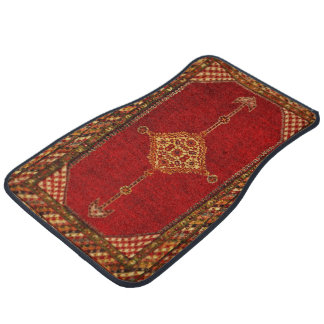 Antique Persian rug  pattern