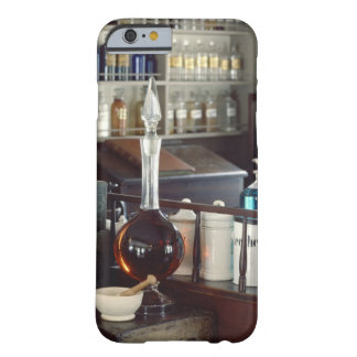 Antique pharmacy bottles barely there iPhone 6 case