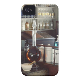 Antique pharmacy bottles Case-Mate iPhone 4 case
