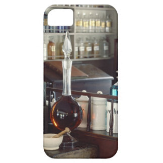 Antique pharmacy bottles iPhone 5 covers