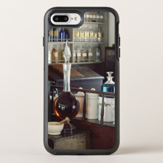 Antique pharmacy bottles OtterBox symmetry iPhone 8 plus/7 plus case