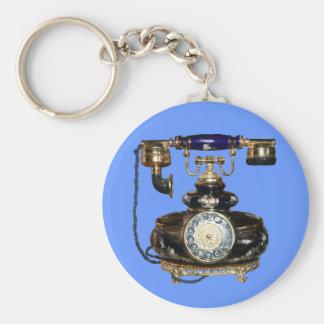 Antique Phone Keychains