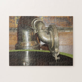 Antique Phonograph Jigsaw Puzzle