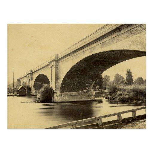 Antique Photograph of Maidenhead Railway Bridge Postcards