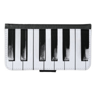 Antique Piano Keys