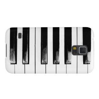 Antique Piano Keys Galaxy S5 Case