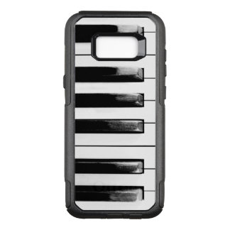 Antique Piano Keys OtterBox Commuter Samsung Galaxy S8+ Case