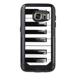 Antique Piano Keys OtterBox Samsung Galaxy S7 Case