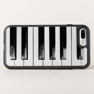 Antique Piano Keys OtterBox Symmetry iPhone 8 Plus/7 Plus Case
