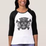 Antique Pirate Nurse T-Shirt
