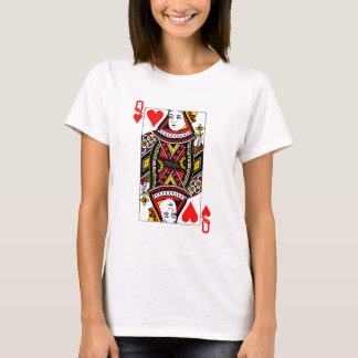 Antique Queen of Hearts T-Shirt