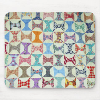 Antique Quilt Mouse Mat