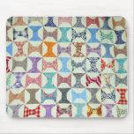 Antique Quilt Mousepads