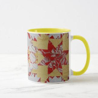 Antique Quilt Mug
