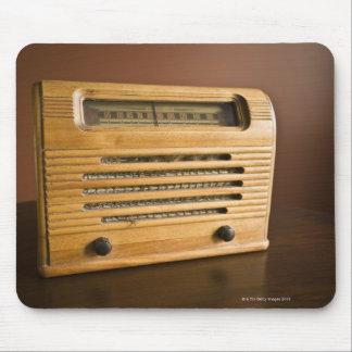 Antique Radio Mouse Mat