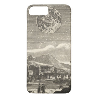 Antique Renaissance Moon by Allain Mallet iPhone 8 Plus/7 Plus Case