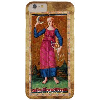 ANTIQUE RENAISSANCE TAROTS 18 / THE MOON BARELY THERE iPhone 6 PLUS CASE