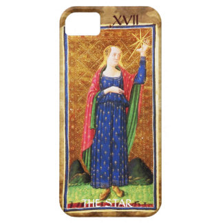 ANTIQUE RENAISSANCE TAROTS 18 / THE STAR BARELY THERE iPhone 5 CASE