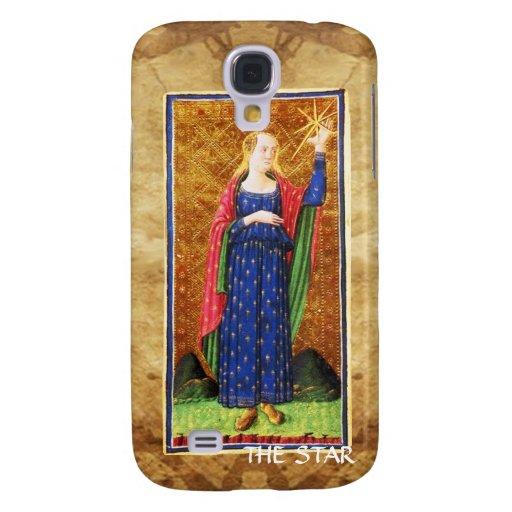 ANTIQUE RENAISSANCE TAROTS 18 / THE STAR GALAXY S4 COVER
