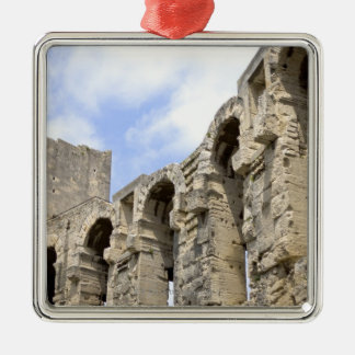 Antique Roman amphitheater's in Arles, 2 Christmas Ornament