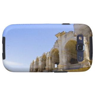 Antique Roman amphitheater's in Arles, Galaxy S3 Cases