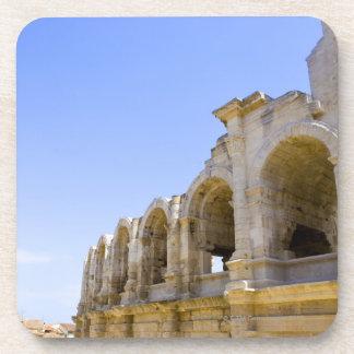 Antique Roman amphitheater's in Arles, Coaster