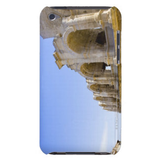 Antique Roman amphitheater's in Arles, iPod Case-Mate Case