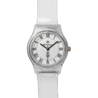 Antique Roman Numerals Face Customizable Watch