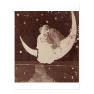 Antique Romance Postcard