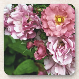 Antique Rose Coaster