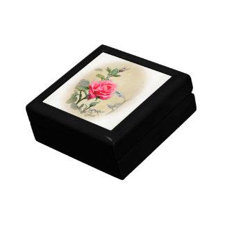 Antique Rose - Jewelry Box