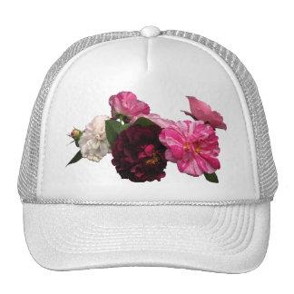 Antique Roses Trucker Hat