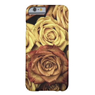 Antique Roses Barely There iPhone 6 Case