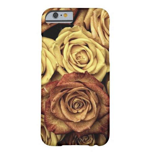 Antique Roses iPhone 6 Case
