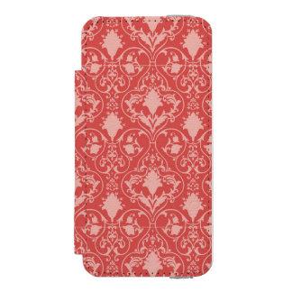 Antique scroll wallpaper 2 incipio watson™ iPhone 5 wallet case