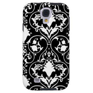 Antique scroll wallpaper galaxy s4 case