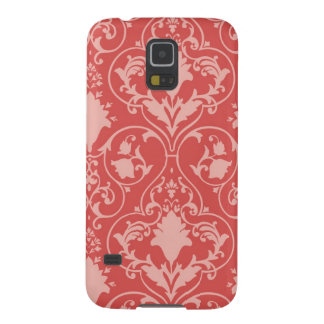 Antique scroll wallpaper galaxy s5 cover