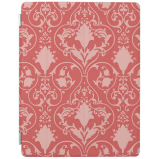 Antique scroll wallpaper iPad cover