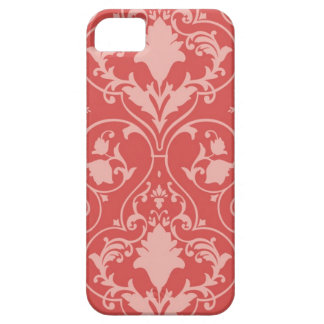 Antique scroll wallpaper iPhone 5 cover