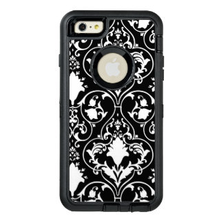 Antique scroll wallpaper OtterBox defender iPhone case
