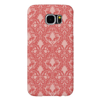 Antique scroll wallpaper samsung galaxy s6 cases