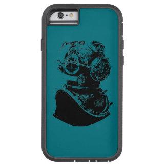 Antique Scuba Diver Tough Xtreme iPhone 6 Case