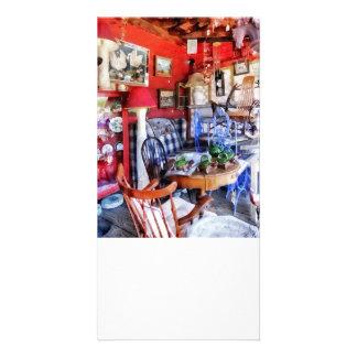 Antique Shop Photo Card