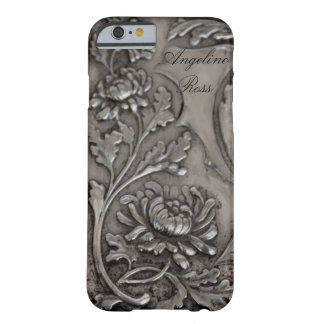antique silver iPhone 6 case