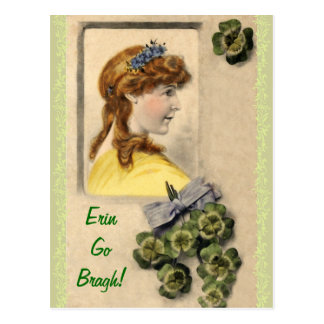 Antique St. Patrick's Day Postcards