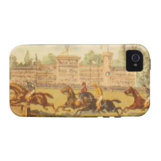 Antique Steeplechase Case-Mate iPhone 4 Covers