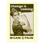 Antique-Style Sarah Palin