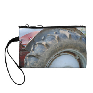 antique tractor coin purses